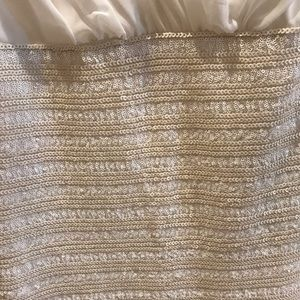 Laundry By Shelli Segal Dresses - Laundry by Shelli Segal white sequin dress